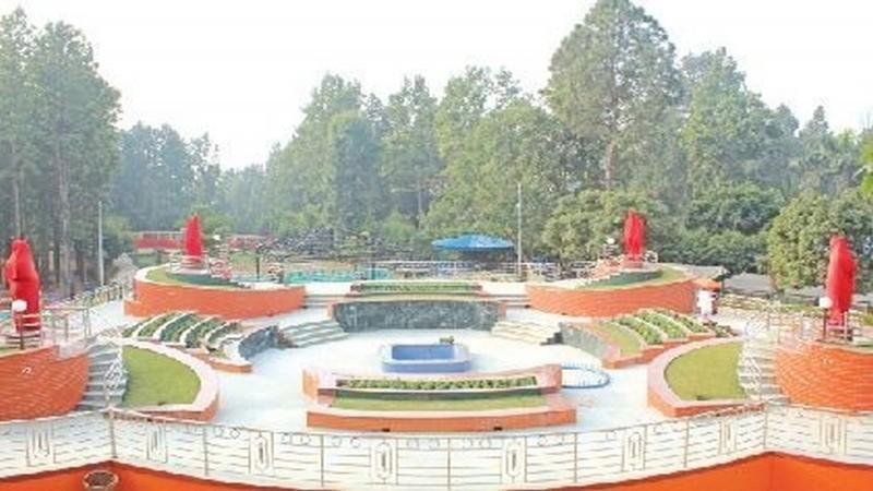 शहीद स्मृतिमा पार्क निर्माण
