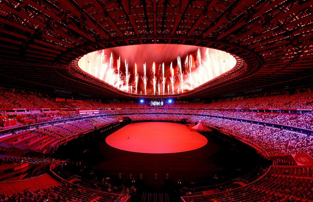 टोकियो ओलम्पिकको उद्घाटन समारोह सुरु