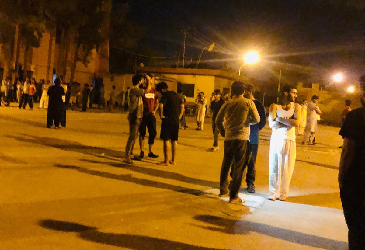 पाकिस्तानमा भूकम्प, कम्तीमा २० जनाको मृत्यु